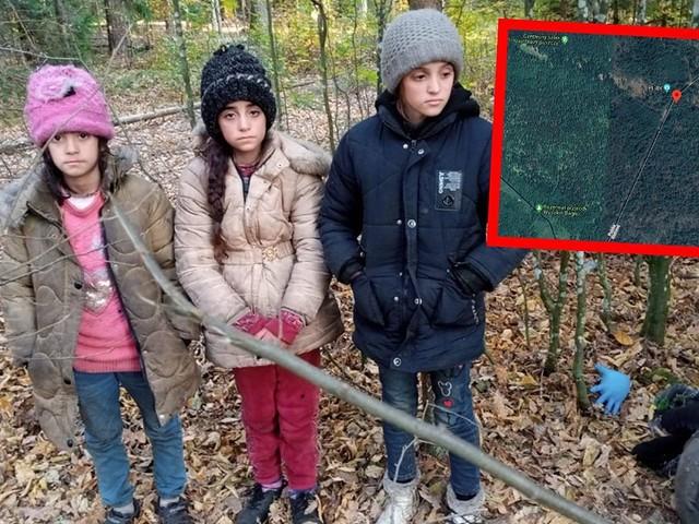 Dzieci z Michałowa dziś w nocy głodują na granicy. To już pewne. Rozmawialiśmy z członkami tej grupy