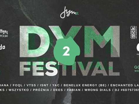 DYM Festival 2 już w ten weekend