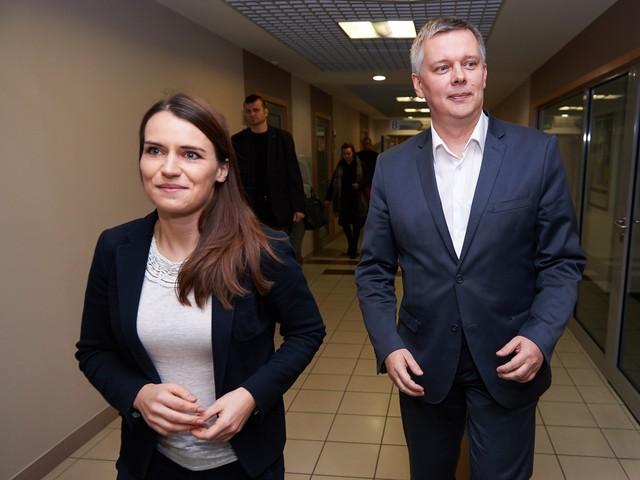"""Opozycja domaga się wyjaśnień po incydencie na Westerplatte. """"Ujawnimy nazwiska"""""""