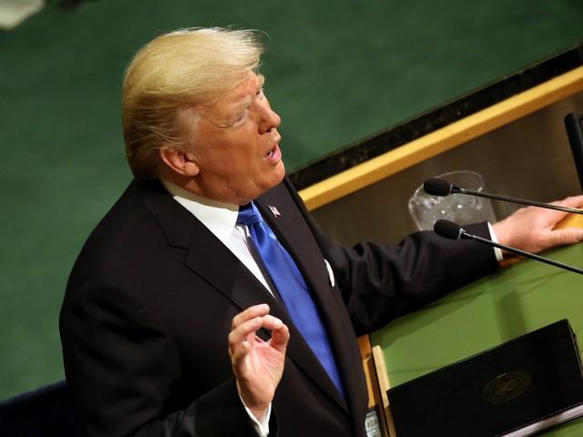 Prezydent Trump zaostrza sankcje godzące w Koreę Północną