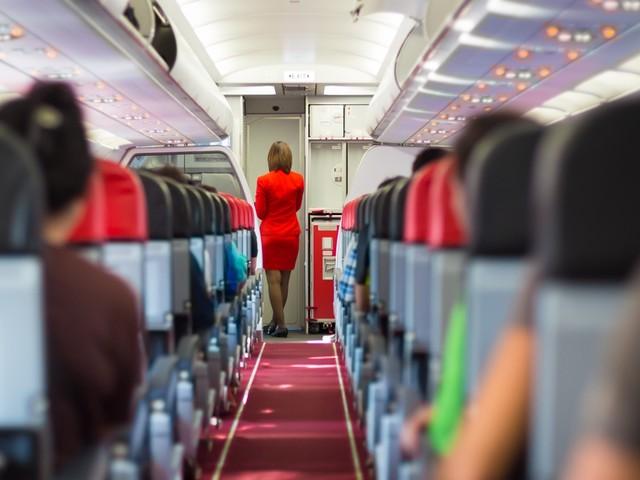 Wyznania stewardesy. Oto najlepsze miejsce w samolocie
