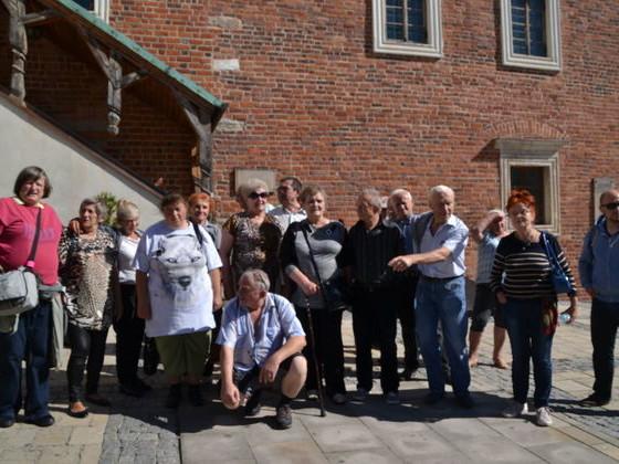 Wycieczka F3 MOPS do Sandomierza