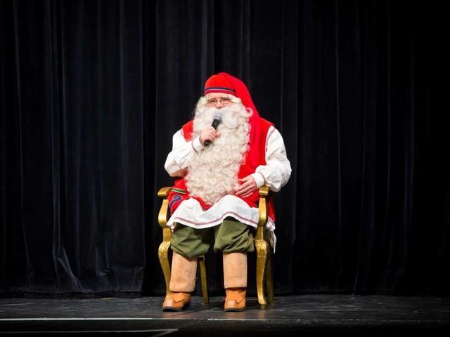 Mikołaj z Rovaniemi spotka się dzięćmi w poznańskim Teatrze Muzycznym