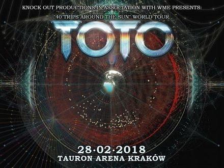 TOTO zagra w Krakowie z okazji 40-lecia istnienia grupy