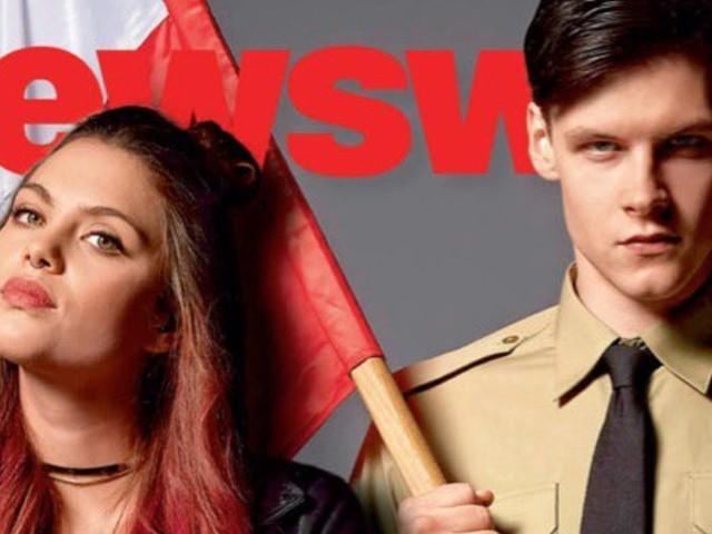 Newsweek pochwalił się najnowszą okładką. To zdjęcie wywoła burzę