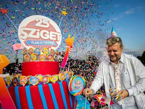 Sziget 2012 kontra Sziget 2017