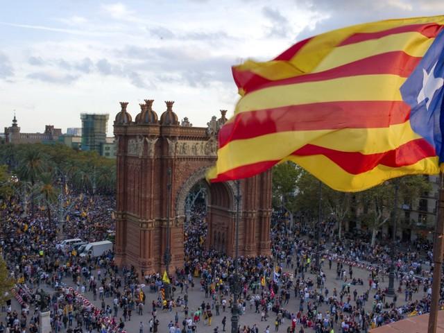 Przewodnicząca parlamentu Katalonii: To zamach stanu