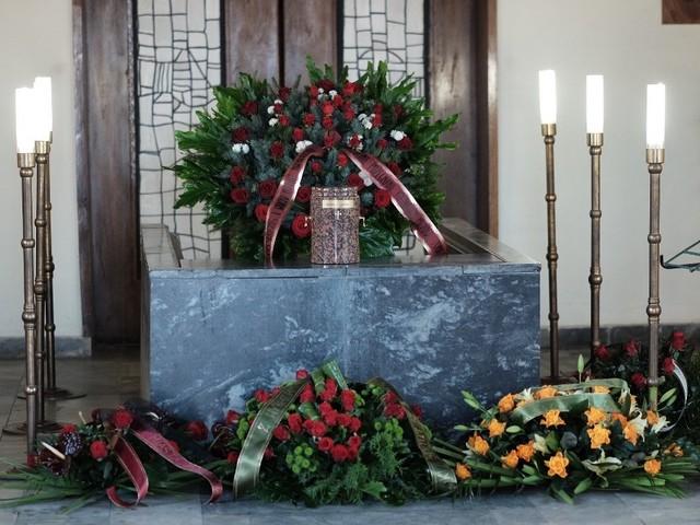 Na cmentarzu junikowskim w Poznaniu pożegnano Bogdana Kalinowskiego