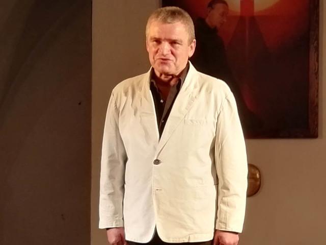 Zmarł Ryszard Faron, aktor, laureat nagrody Verba Sacra