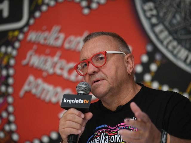 """Owsiak broni Przystanku Woodstock. """"To nie jest tak, że wyrażamy jakieś deklaracje bez pokrycia"""""""
