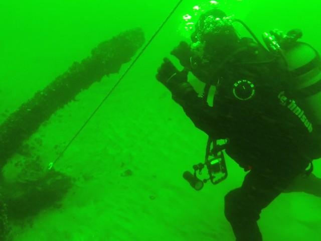 """Kolejne skarby znalezione na dnie Bałtyku. """"Bardzo zaskakujące i inspirujące"""""""