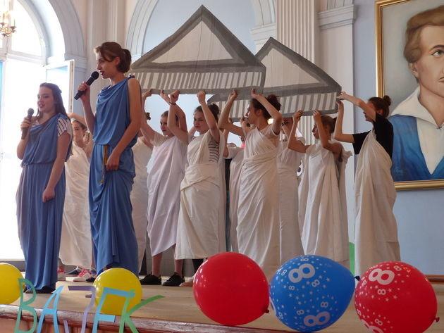 Dzień Muzyki w Zespole Szkół Ogólnokształcących w Elblągu