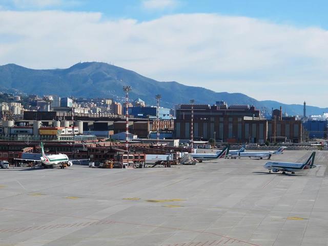 Port lotniczy Genua (GOA) – transfer do miasta