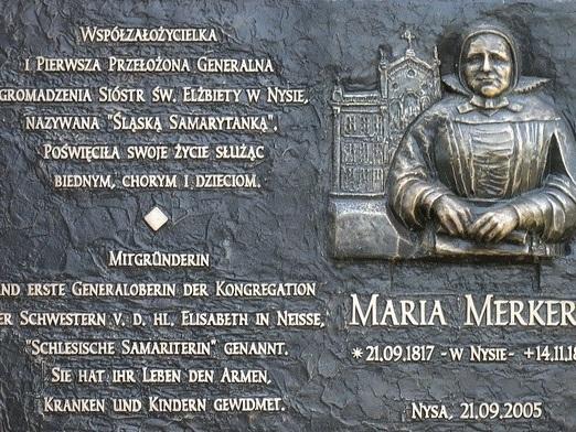 """Zwana """"Wielką Kobietą Śląska""""XIX wieku"""
