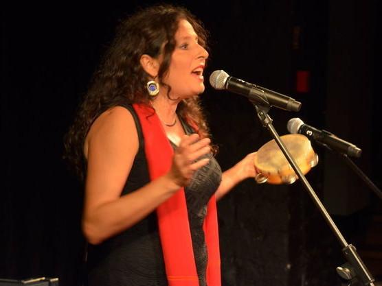 """Sefarad Nueva"" - jazzowy koncert Anny Riveiro (zdjęcia)"
