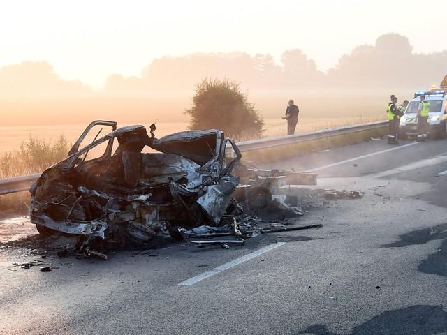 W Calais zginął polski kierowca współpracujący z rzeszowską firmą