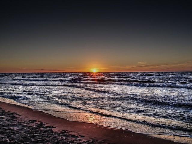 W Łebie na plaży znaleziono list w butelce. Poruszające słowa