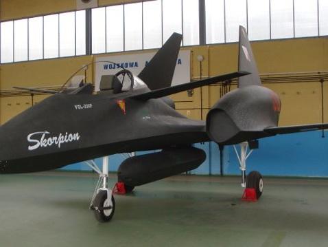 Zmarnowana szansa Polaków - supersamolot PZL-230 Skorpion