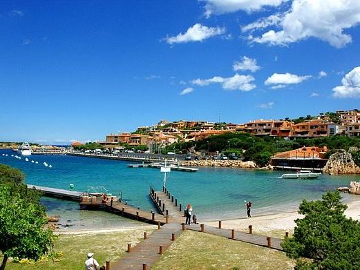 Porto Cervo – wykwintny kurort na Sardynii