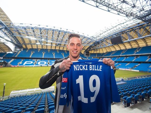Nicki Nielsen oficjalnie piłkarzem Lecha