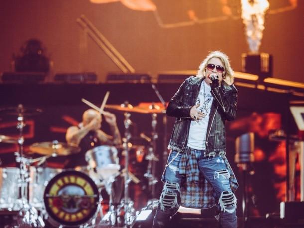 You're in the jungle, baby! Relacja z gdańskiego koncertu Guns N' Roses