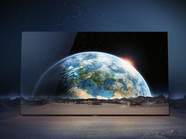 Test telewizora Sony A1 OLED