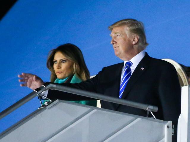 Kukiz kpi z wizyty Trumpa. Nie on jeden
