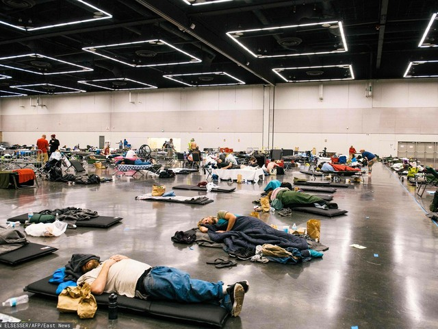 Kanada. Tragiczne skutki rekordowych upałów