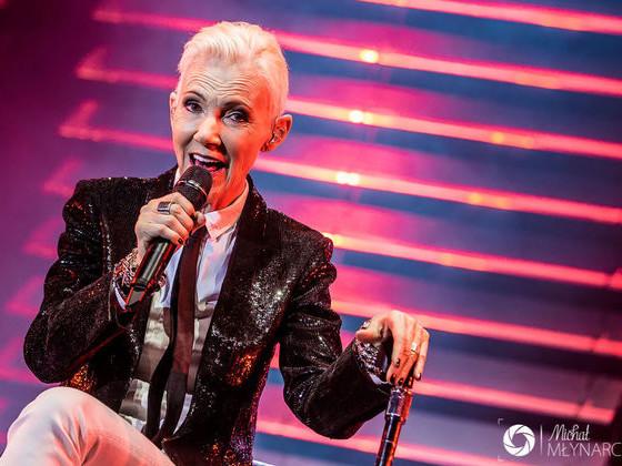 Szwedzki duet Roxette wystąpił na Torwarze (zdjęcia)