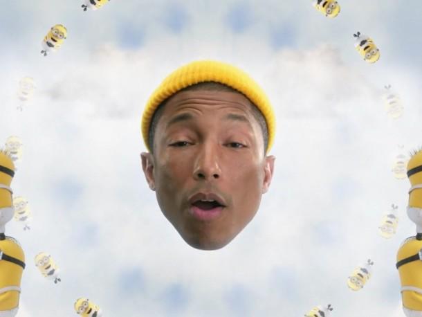 Nowy teledysk Pharrella Williamsa