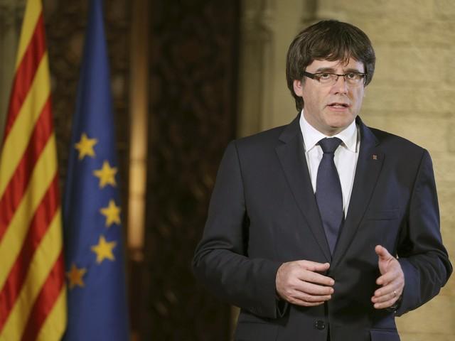 Gorąco w Katalonii. Mocne przemówienie szefa rządu