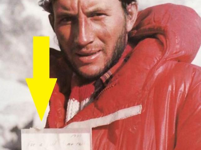 Polacy w 1980 roku weszli na Mount Everest. Nie spodziewali się, że znajdą tam tę kartkę