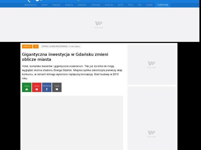 Gigantyczna inwestycja w Gdańsku zmieni oblicze miasta