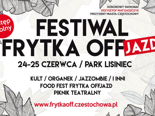 Festiwal Frytka OFF-jazd zaprasza