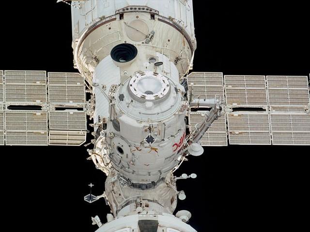 Rosjanie odłączyli moduł Pirs od ISS. Szykują miejsce na coś nowego