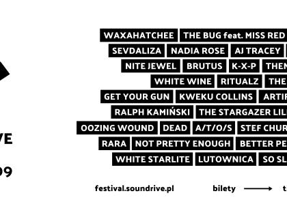 Soundrive Festival już za 3 tygodnie