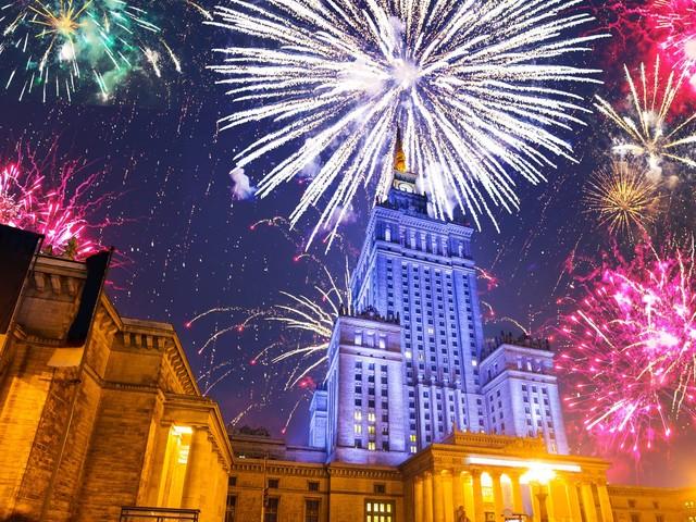 Miejski sylwester 2017. Co będzie się działo w największych polskich miastach?