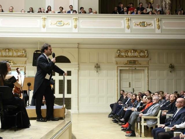 Filharmonia Poznańska: Oklaski nie tylko dla młodej trębaczki