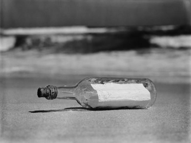 Odnaleziono najstarszy list w butelce. Wcale nie wysłał jej rozbitek