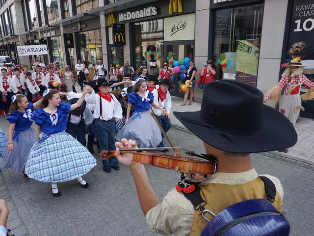 Kids Fun Folk, czyli folklor w wykonaniu dzieci