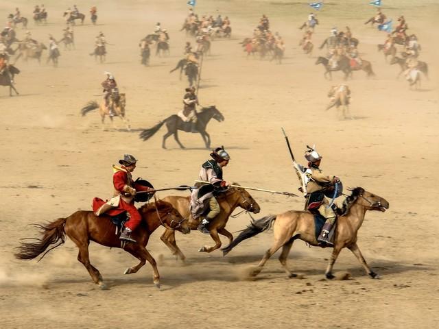 Powstał Facebook dla koni. Innowacja z odległej Mongolii