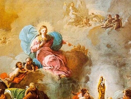 Maryja na Kolumnie