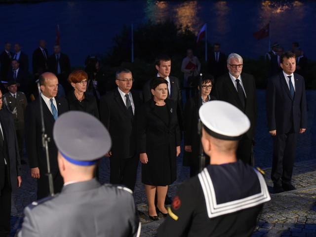 Zgrzyt na Westerplatte. Wojsko nie dopuściło harcerzy do odczytania Apelu Pamięci