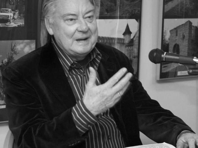 Rok temu odszedł Włodzimierz Odojewski