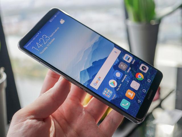 Första intrycket av Huawei Mate 10 Pro