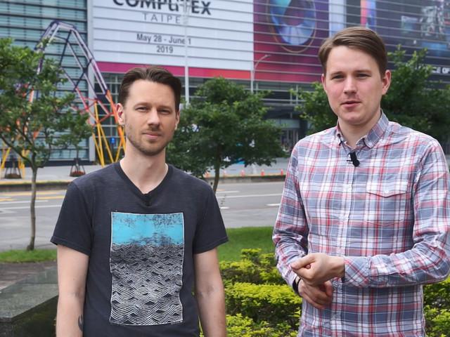 SweClockers på plats för Computex 2019