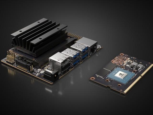 Nvidia Jetson Nano – en liten AI-dator för 99 dollar