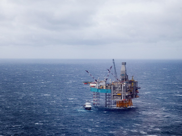 Lundin Petroleum gör oljefynd i Nordsjön