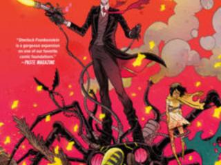 Sherlock Frankenstein & The Legion of Evil