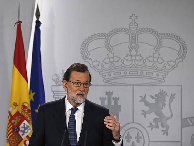 Klockan tickar ner för Katalonien